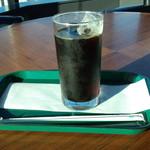 プロント - アイスコーヒー(250円)