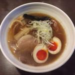Ogikuborameneiryuuken - ★★★★☆ らー麺,700円.味付けたまご,100円.