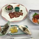 岩鞍リゾートホテル - 料理写真: