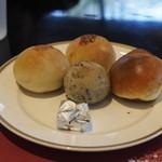 サンマルク - とりあえずのパン