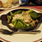 サンマルク - チーズ風味のチキン フリカッセ