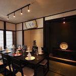 鳥蔵別邸 東屋 - 古民家ならではの趣のある個室空間