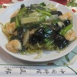 中国料理 正邦 - えびやきそば