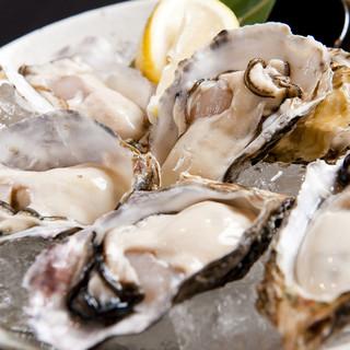 生牡蠣の食べ比べ!広島県産生牡蠣は是非食べて下さい!