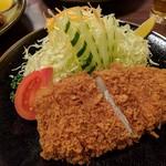 とんかつ大関 - 特ロースカツ 2200円