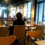 コーヒービーン&ティーリーフ - 店内