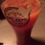 彩り和個室居酒屋 睦月 - カシスオレンジ