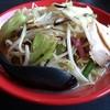 麺処 みろく家 - 料理写真:・野菜ラーメン 780円