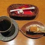 一福庵 - コーヒー