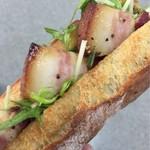 あおぞら - イベリコ豚の甘みが、抜群の美味しさ。
