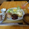 白壁Hanaco - 料理写真:選べる定食☆