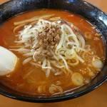 味の北京亭 - 坦々麺。