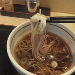 つだ沼そば - (2017年01月)