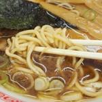 Kaikouenjiten - 麺アップ