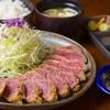 牛かつ いち華 - 料理写真:
