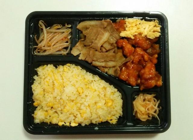 中華薬膳料理 龍盛 - お弁当 400円