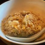 高知ジェントル麺喰楽部 - 半チャーハン