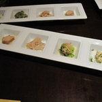 魚料理 吉成 - お通し