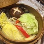 中国料理 角半 - 温野菜