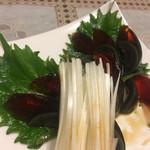 中国料理 角半 - ピータン小