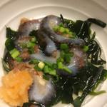 中国料理 角半 - 海鼠