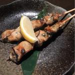 ジョー - 牡蠣の串焼き