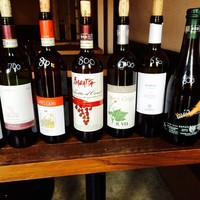 オーレ ベアーテ - ある日のグラスワイン