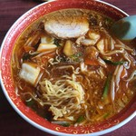 味噌屋 麺太 - 爆風中華醤油