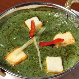本格インド・ネパール料理
