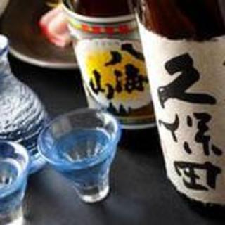 おそよ30種類☆豊富な地酒をご用意してお待ちしております♪