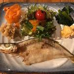 食堂 木洞商店 - 日替わり焼き魚 定食もできます