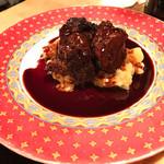 61681505 - 牛すじ肉の赤ワイン煮込み