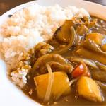 CoCo壱番屋 - 料理写真:グランドマザーカレー