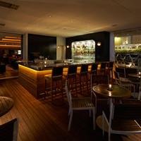T.Y.HARBOR River Lounge - テラス席