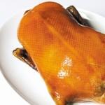 星期菜 - 自家製窯で焼いた北京ダック