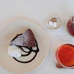 モン ボン カフェ - ガトーショコラ