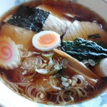 あずま食堂 - チャーシューメン H29.1.21