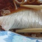 あずま食堂 - チャーシューアップ H29.1.21