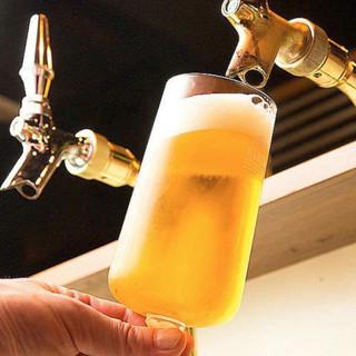 大人数でもリーズナブルに、ご利用できる飲み放題もご用意!