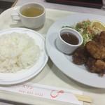 レストラン スワン - お米のクオリティも悪くない