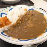 家庭料理しかの亭 - 料理写真:カレーライス500円