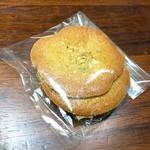 オカダ カフェ ストア - ピスタチオクッキー サービスで♪
