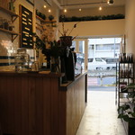 パーチ バイ ウッドベリー コーヒー ロースターズ - 代官山らしいお洒落なコーヒー・スタンド2