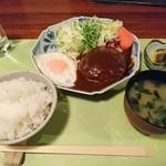 カフェ&鉄板レストラン 藤川 -