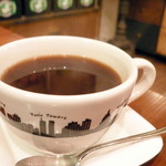 ザ ネイキッド - 【ランチ】ブラックコーヒー