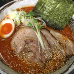 麺屋ひじり - 辛味噌チャーシュー