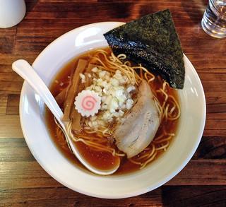 八王子 響 - ラーメン650円