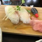 あんちん - クエ寿司