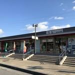 宮島サービスエリア(下り)スナックコーナー - 2017年1月 外観(雪なし)