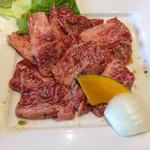 焼肉なべしま - 黒毛和牛ランチ 1.5人前